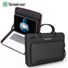 Smatree Draagtas voor MacBook Pro 15 inch, Beschermende Bedrijfsaktentas voor ASUS C302CA DHM4 12.5 inch, 13.3 inch Macbook air