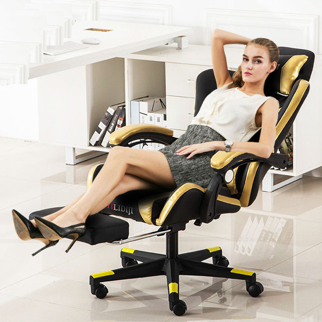 heavy duty gaming chair manicurist or stool meaning ergonomic swivel office high back home computer desk recliner sport racing