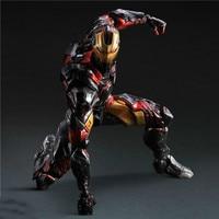 Iron Man Superhero Black Widow Spiderman Vemon Thor Captain America Brinquedos Anime Pvc Action Toy Figures Model