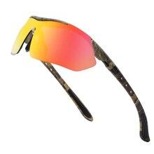 цена на UV400 Polarized Cycling Eyewear PC Glasses Outdoor Sport Bicycle Cycling Sunglasses Bike Ciclismo oculos Unisex Bicycle Glasses