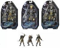 AVP Aliens vs. Predator Young Blood Predator / Serpent Hunter /Elder Predator PVC Action Figure Collectible Model Toy 7 18cm