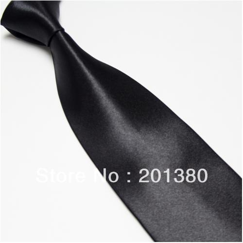 2018 solid color men Neck tie 20 colors mens ties 10cm width