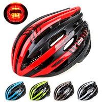 2017 NEW KINGBIKE Cycling Helmet Bicycle Helmet Light Ultralight About 230g Sun Visor Road Bicycle Mountain
