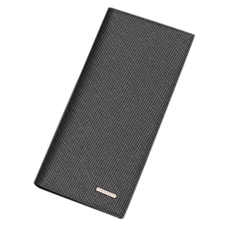 Fashion Men Stylish Bifold Business Wallet Card Holder Wallet Purse Wallets Credit Cards 2017 Hot Sale high quality 2016 hot sale wallet men long purse high quality pu leather stylish bifold business card holder coin wallet bolso masculino