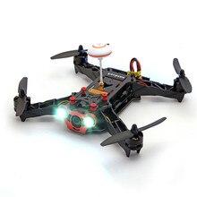 Eachine Racer 250 FPV Drone 2.4G 6CH Transmitter 7 Inch 32CH Monitor HD Camera RTF