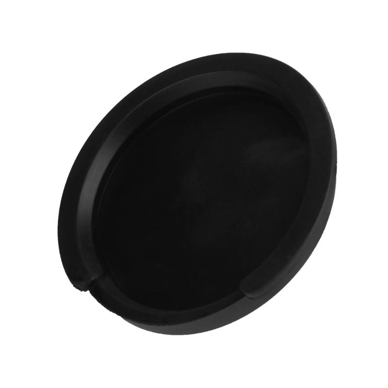 1PCS Guitar Sound Hole Cover Silicone Acoustic Classic Guitar Feedback Buster Sound Hole Buffer for 38/39 41/42 Color Black