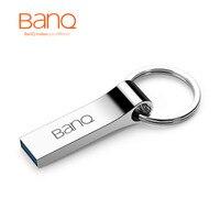 BanQ P90 64 그램 32 그램 16 그램 USB 3.0 플래시 드라이브 패션 높은 고속 금속 방수 Usb 스틱 펜 드라이브 USB 플래시 드라이브 무료 배송