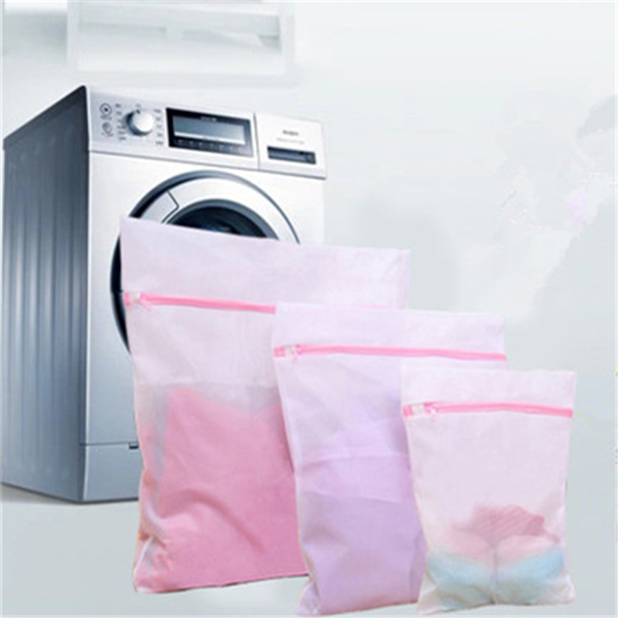 3PCS/set Clothes Underwear Products Laundry Bags Baskets Mesh Bag Household Cleaning Tools Accessories Laundry Wash Care 5 Set