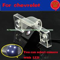 Bedrade draadloze Auto Achteruitrijcamera Reverse Camera met LEDS voor sony ccd CHEVROLET EPICA/LOVA/AVEO/CAPTIVA/CRUZE/LACETTI/HRV/Spark