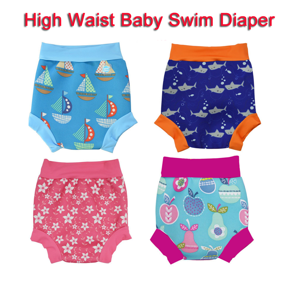Baby Swim Diaper Swimming Cloth Nappy Swimming Pants Swimwear Swim Cloth Diapers Swimsuit Washable Pool Pant Cloth Diaper Baby