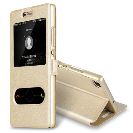 Luxury Cover Case For Huawei P8 Lite 2017 Mobile Phone Fundas case p8 Flip Leather