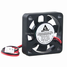 цена 1PCS/lot GDT 12V 2P 3CM 3007 30mm x 7mm DC Cooling Motor Cooler Fan