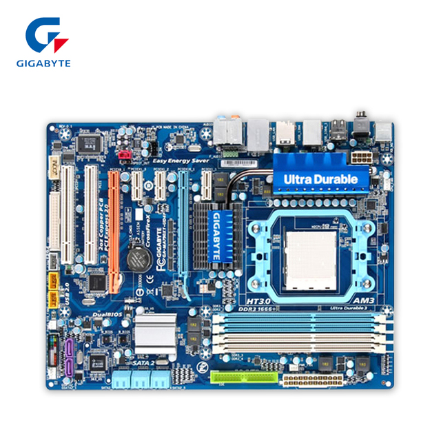 Gigabyte GA-MA790XT-UD4P SATA2 Drivers Windows