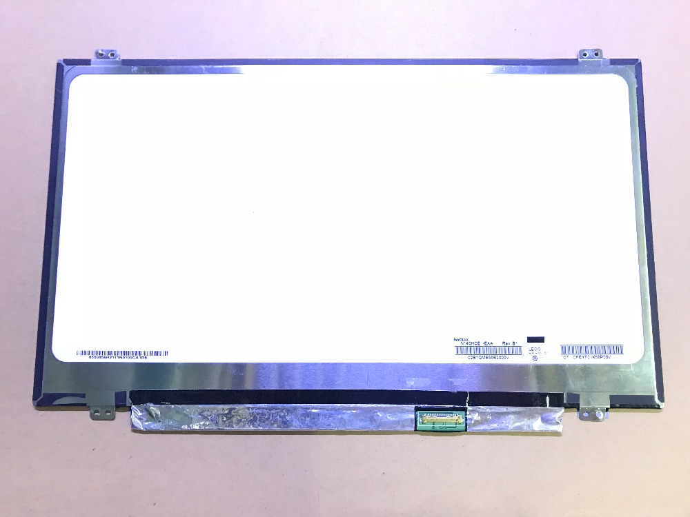 GrassRoot 14 inch LCD Screen N140HCE-EAA For HP Folio 1040 1600*900 Rev.B1 Replacement Display Panel original a1419 lcd screen for imac 27 lcd lm270wq1 sd f1 sd f2 2012 661 7169 2012 2013 replacement
