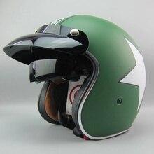 2015 TORC casco motorcycle helmet retro scooter helmets vintage harley helmets for motorcycles with inner lens cascos para moto