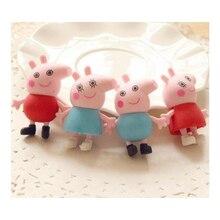 Rubber-Eraser-Sets School-Stationery Kawaii Animal-Eraser Cartoon Boy Girl And 5pieces-Per-Lot