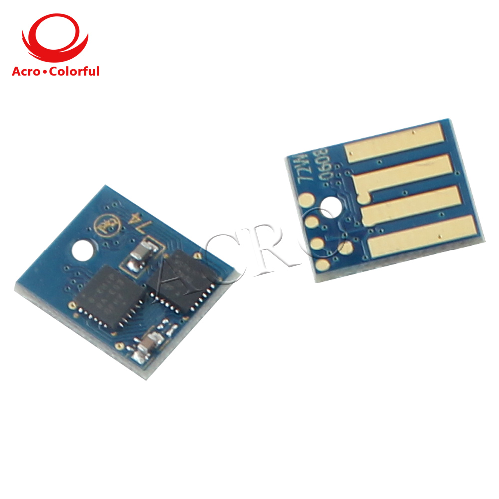 10K 60F1H00 601H Toner chip for Lexmark MX310 MX410 MX510 MX511 MX610 MX611 North America laser printer toner cartridge refill