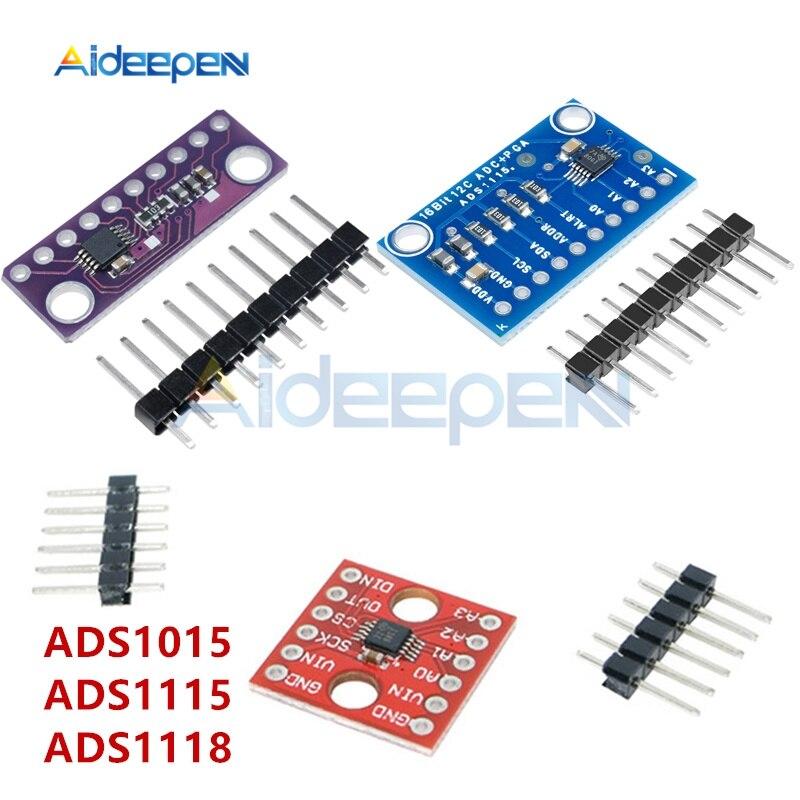 ADS1118 16Bit ADC Breakout Board