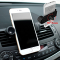 3PCS Premium Car Air Vent Universal Mount Bracket Holder for iPhone/Xiaomi Smart Phone Cellphone GPS MP4 PDA Devices Accessories