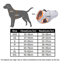 Truelove Summer Dog Cooling Vest Dog Cooling Harness For Dogs Adjustable Pet Mesh Reflective Vest  Harnesses Quick Release hot
