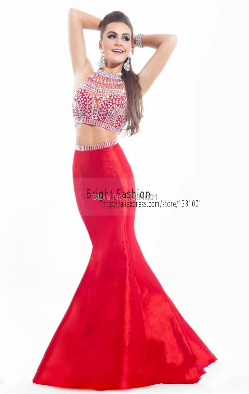 Red Evening Gown Promotion-Shop for Promotional Red Evening Gown ...
