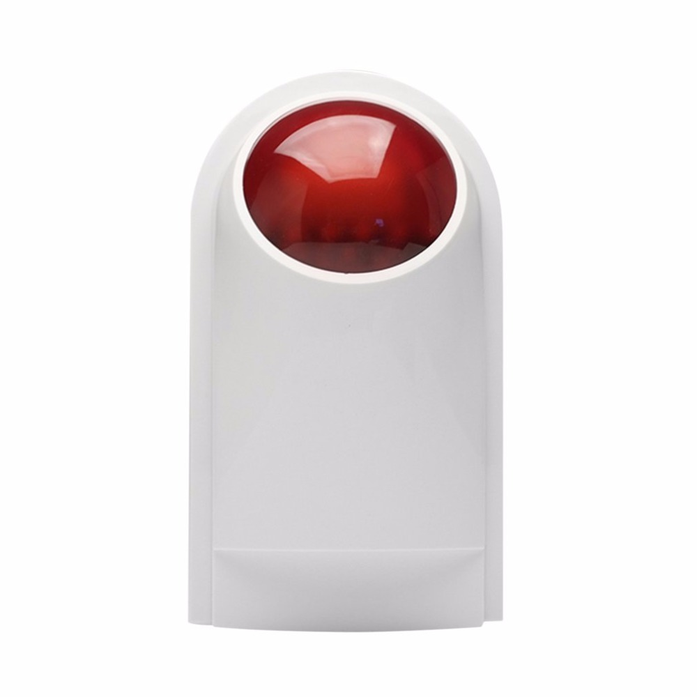 Smart WIFI Burglar Alarm For Home Security GSM Alarm System Android For IOS APP Control Voice Prompt RFID Alarm Kit