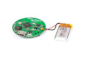 Hand-Ring Development-Board NRF52832 Bluetooth Motion-Sensor 52810 New-Products Nine-Axis