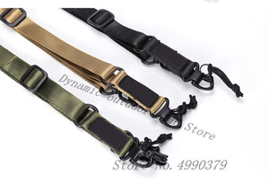 Image 4 - Free Shipping HANWILD Top Quality MS2 Tactical Multi Mission Rifle Sling Gun Strap System Mount Set