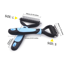 Dog Shedding Brush Grooming Tool