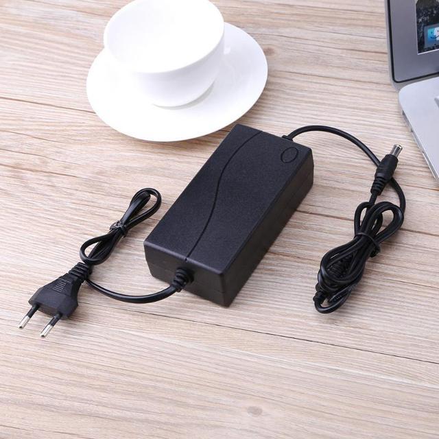 ALLOYSEED 19V 2.1A AC na DC konwerter zasilacz 6.5-6.0*4.4mm do monitora LG zasilanie ue lub US wtyczka do telewizora LCD nawigacja GPS