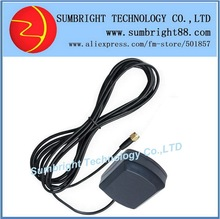 SB-CA119-SMA-3M 20pcs*combine high quality tablet 2-in-1 car active outdoor external waterproof GPS GLONASS SMA male antenna