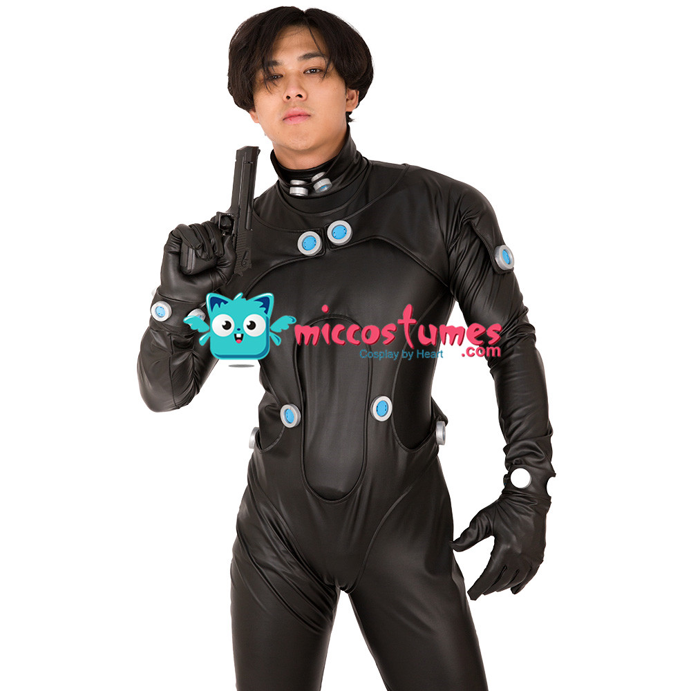 GANTZ Cosplay Costume Jumpsuit for Men-in Game Costumes from Novelty & Special Use