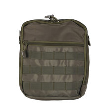 "Hot Sale Molle Taktis Black Hawk Outdoor Perjalanan 14 ""Laptop Cordura Crossbody Bahu Ransel Memelihara Kelestarian Tas Tentara(China)"