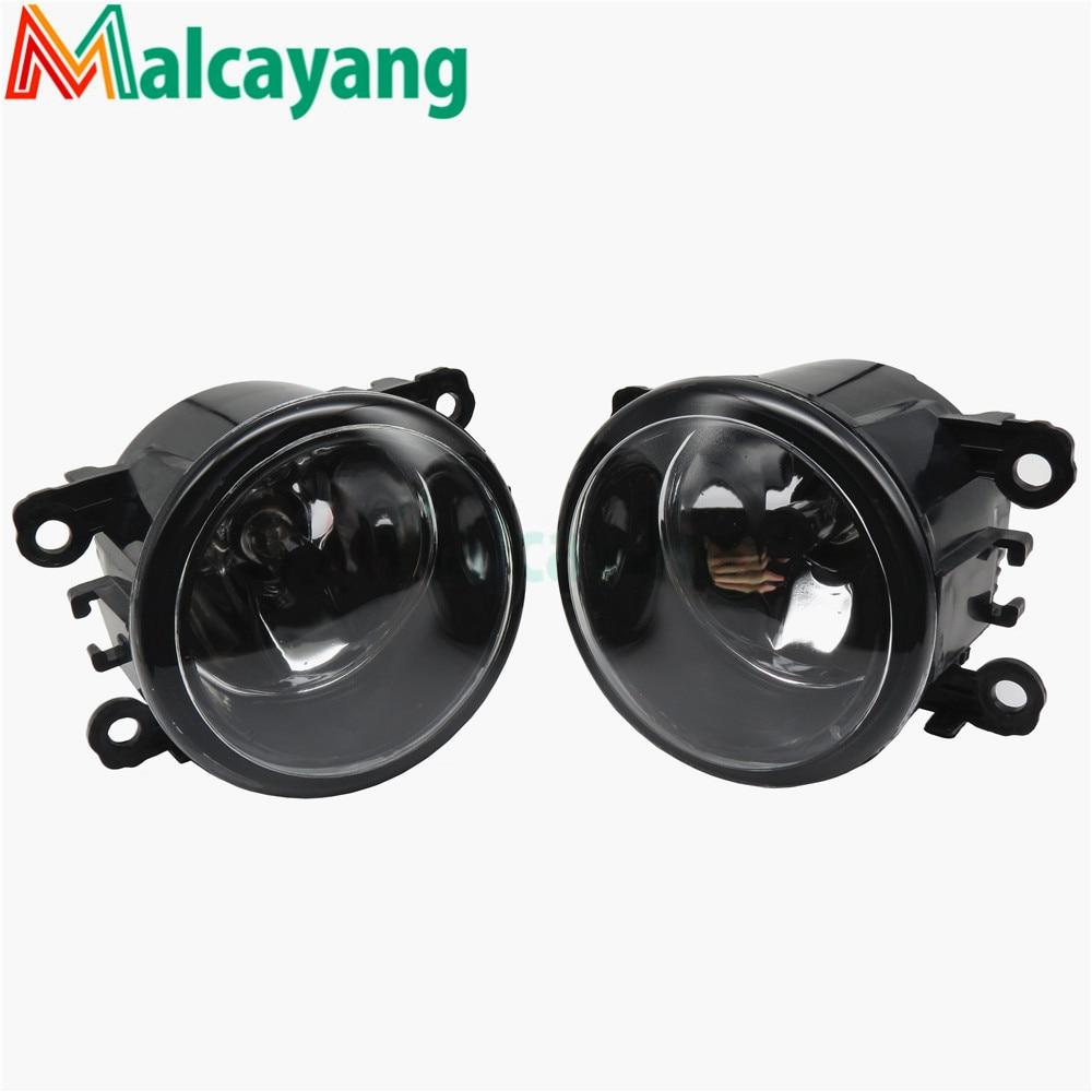 1 SET Car Styling Front Halogen Fog Lamps Fog Lights 35500-63J02 1209177 8200074008 3550063J02 For Suzuki Jimny FJ 2005-2015
