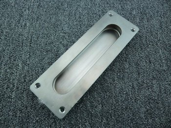 stainless steel Kitchen Cabinet Handle And Door Pull (C.C.:160mm,Length:180mm)
