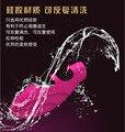 Venda quente mulher Dancer À Prova D' Água G Spot Estimulador Dedo Dança Sapato Dedo Vibrador, adulto Brinquedos Sexuais lésbicas para o Sexo Feminino