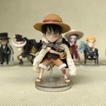 One piece Luffy Sauron Sanji Qiao Ba Aisi Model Pendant