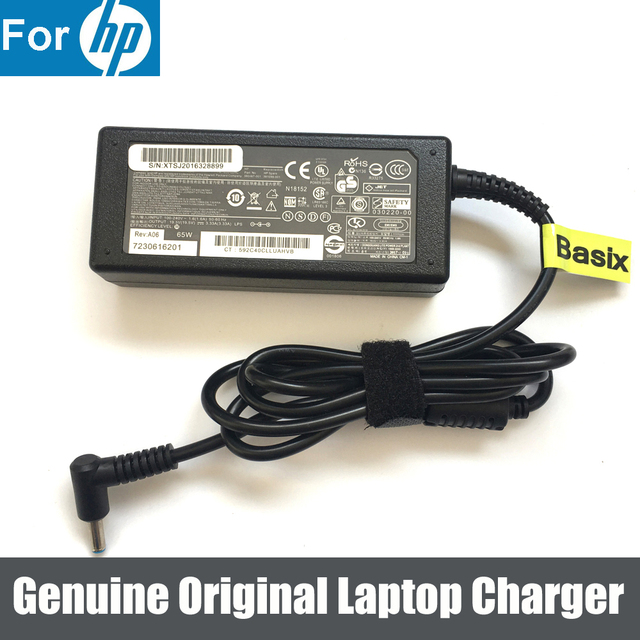 Original 65W AC Power Adapter Charger For HP Spectre X360 2 In 1 13 4110dx 4101dx 4102dx 15 N013ca N013dx N014nr