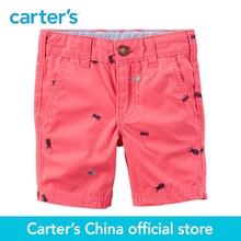 Carter de 1 pcs bébé enfants enfants Schiffli Plat-Avant Shorts 248G117, vendu par Carter de Chine officielles magasin
