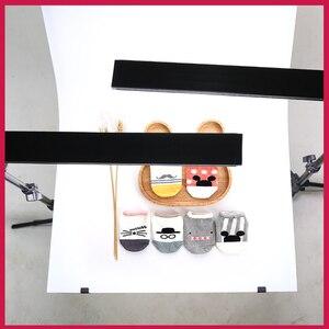 Image 4 - GSKAIWEN 180 LED Light Photography Studio LED Lighting Kit Adjustable Light with Light Stand Tripod Photographic Video FillLight