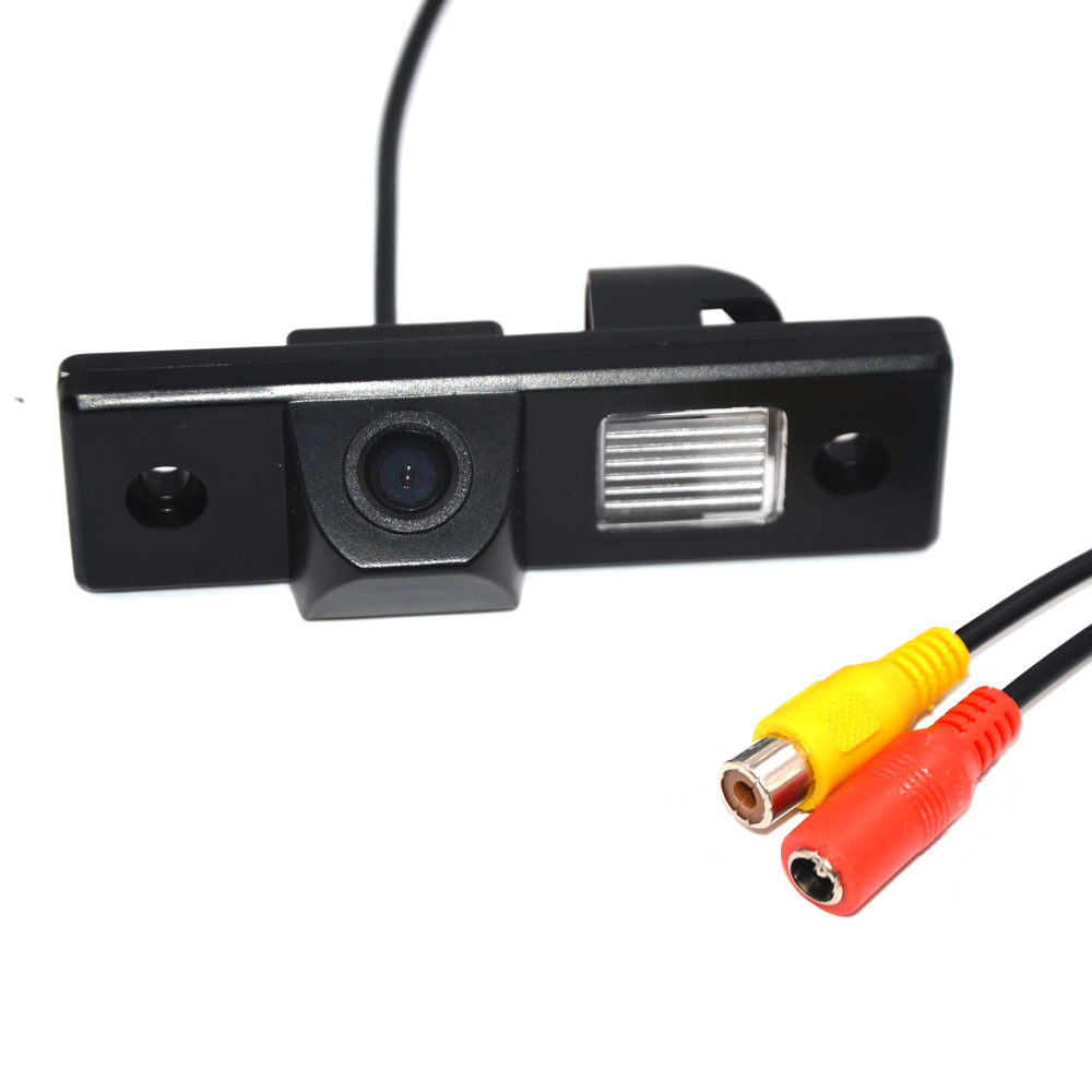 BYNCG Car Rear View Camera Reverse Backup Parking Rearview Camera For CHEVROLET EPICA/LOVA/AVEO/CAPTIVA/CRUZE/LACETTI Matis Hhr Buick 2008 GL8 With Wide Degree Waterproof Night Vision For Car DVD GPS Monitor Radio