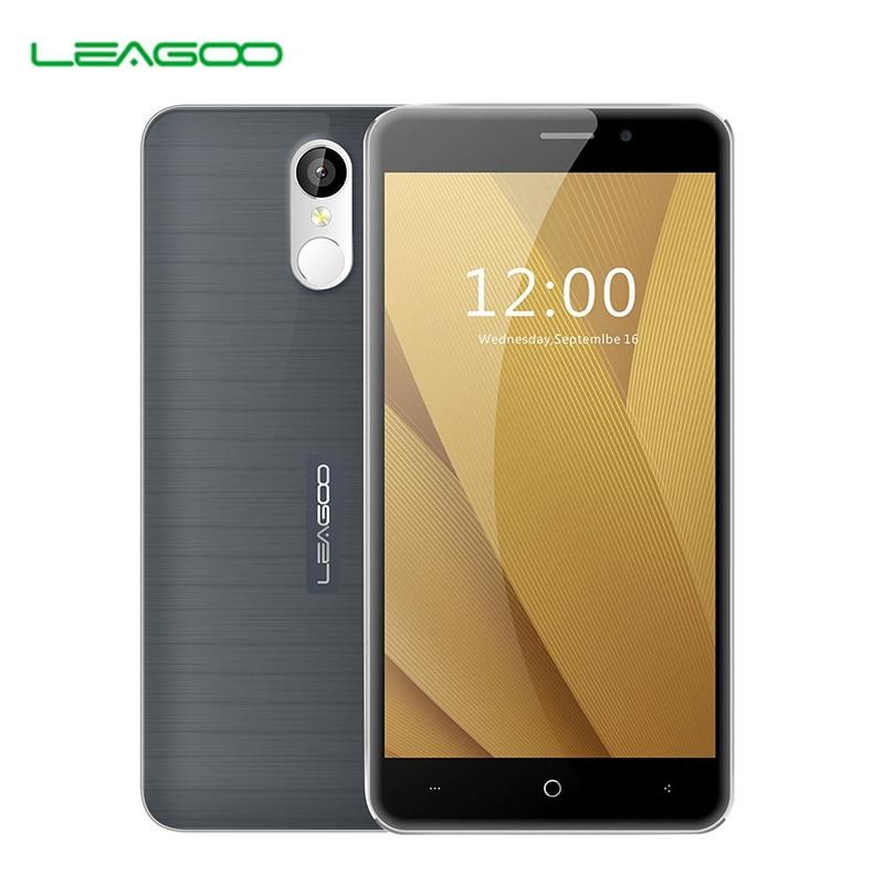 LEAGOO M5 Plus 16GB 2GB LTE 4G Smartphone Fingerprint ID 5 5inch 2 5D Android 6