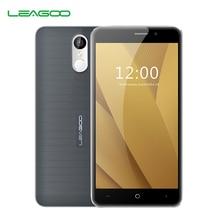 LEAGOO M5 Plus 16 GB + 2 GB LTE 4G Smartphone D'empreintes Digitales ID 5.5 pouce 2.5D Android 6.0 MT6737 Quad Core 1.3 GHz Dual SIM Mobile Téléphone