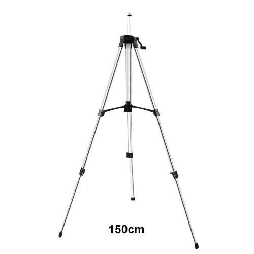 1,2 м/1,5 м лазерный нивелир Штатив регулируемая высота утолщенная алюминиевая тренога подставка для наливного - Цвет: 1.5M