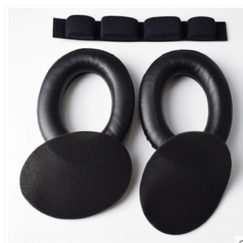 Replacement Foam Ear Pads Cushions Earpad For Sennheiser HD545 HD565 HD580 HD600 HD650 Headphones Male And Female 23 JulyZ8