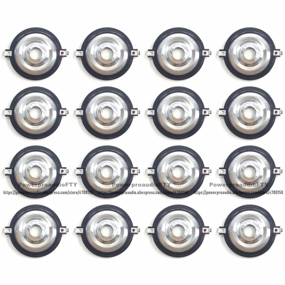 16 pcs/lot remplacer le diaphragme pour Beyma CP21, CP21F, CP22, CP25 Tweeter CP22DIA 8 ohm-in Accessoires enceintes from Electronique    1