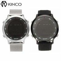 KINCO Sport Bluetooth Smart Watch Bracelet Phone Movement Data Store Reminder Mate Activity Tracker Wristband For