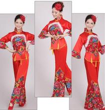 Hanfu national costume Ancient Chinese Cosplay Costume  HanfuYangko Stage Dancing Clothes