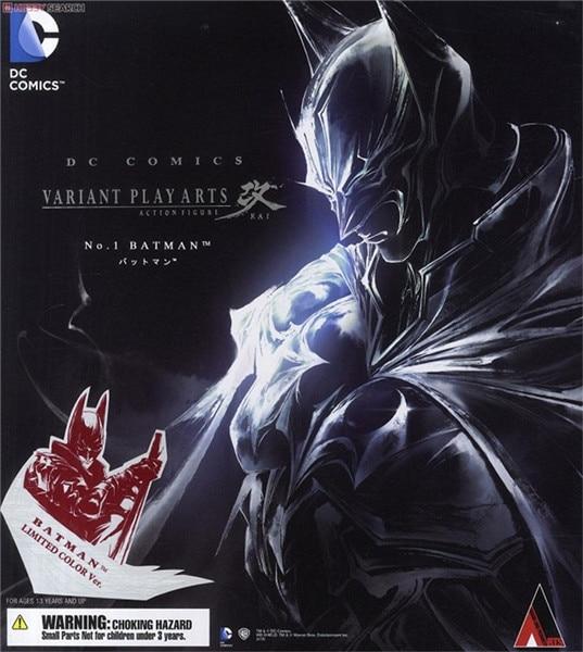 2016 New Marvel Hot Sale Batman Movie Play Art PA Kai Dark