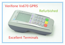 Vx670 Refurbished Verifone 10pcs/pack